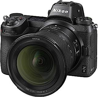 Nikon 尼康 Z6 + NIKKOR 套装 14-30 mm f/4 S 无反光全框相机 黑色 [ Nital Card : 4 年保修 ]