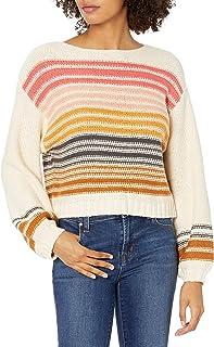 Billabong 女式条纹毛衣