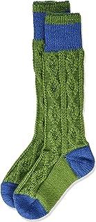 lusana 男孩儿童 - 长筒袜双色