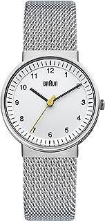 Braun 经典女式指针手表