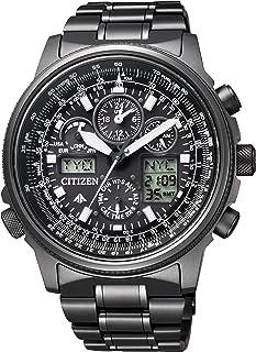 [シチズン]CITIZEN 腕時計 PROMASTER プロマスター Eco-Drive エコ・ドライブ 電波時計 SKYシリーズ DLC仕様 JY8025-59E メンズ