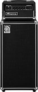 Ampeg Micro CL 100 瓦低音放大器堆叠