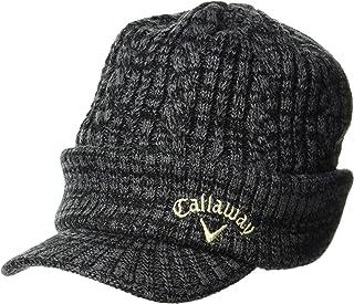 Callaway 女士 带帽檐 针织帽 ( 内侧抓绒 , * ) / 241-0291808 / 帽子 高尔夫
