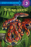 S-S-snakes! (Step into Reading) (English Edition)