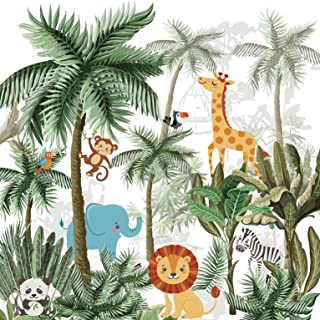 Plage 全景壁纸 250 丛林动物,*,2.5 x 2.5 米