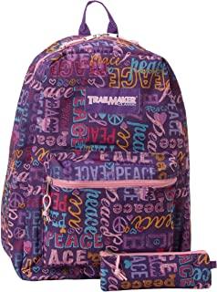 Trailmaker 大女孩校队背包 紫色(Lavender) 0