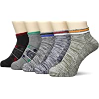 Cecile 襪子 短款 不同顏色 5雙裝 加厚 腳底起絨 SM-886 男士