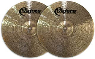 Bosphorus Cymbals N14H 14 英寸新款奥尔良系列帽子半球帽 一对