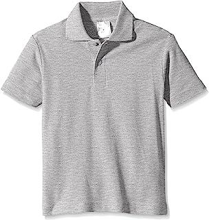 Stedman Apparel 男童 Polo/ST3200 短袖衬衫