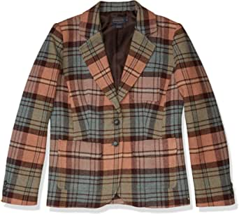 Pendleton 女式 Brynn 羊毛外套