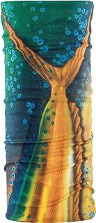 Flying Fisherman SunBandit UV 防护面罩,多功能Bandana,12 种用法