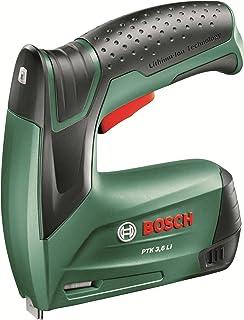 Bosch 博世 PTK 3.6 LI无线敲钉器,具有集成的3.6 V锂离子电池