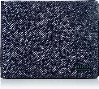 Hugo Boss Signpop214_6 Cc 男士旅行配件 钱包 Dark Blue401 Normal