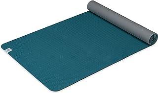 Gaiam 瑜伽垫 性能 TPE 锻炼和健身垫 适用于所有类型的瑜伽、普拉提和地板锻炼