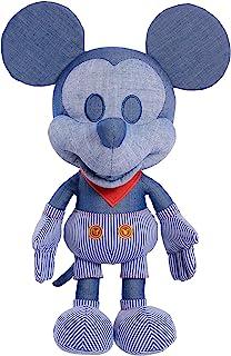 Disney 《老鼠年》系列毛绒玩具 - 火车指挥官米奇