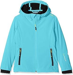 CMP 女童软壳夹克 采用 Climaprotect 技术 7000 毫米软壳夹克
