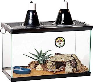 Zilla Reptile Starter Kit 10 with Light and Heat Desert
