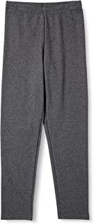 (郡是)GUNZE 打底裤 SABRINA 保暖 内面毛绒面紧身 牛仔布面
