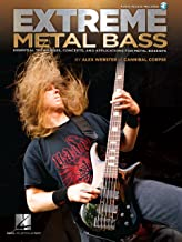 Extreme Metal Bass: Essential Techniques, Concepts, and Applications for Metal Bassists (English Edition)