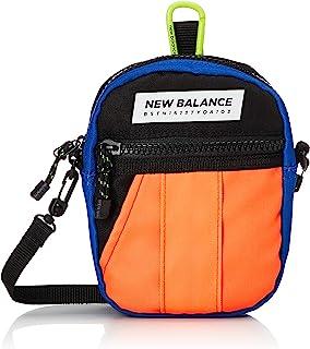 New Balance 运动单肩包 漆皮包 (单肩包) [横条纹格子系列] / 012-0281008 / 高尔夫