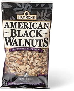 Hammons 美国黑核桃Fancy Large, 4盎司(113克)