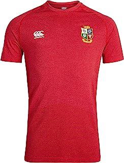 Canterbury男士英国和爱尔兰狮无缝训练T恤