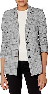 Karl Lagerfeld Paris 女式格子外套
