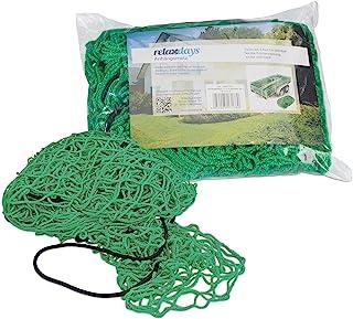 Relaxdays 吊坠网 行李网 用于充电保护 2 × 3 米 带收纳网 *网