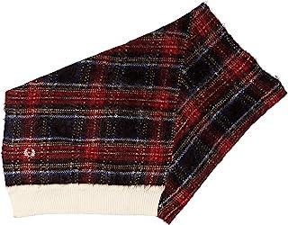 FRED PERRY 围巾 Tartan Knit Scarf F19911