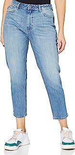 Superdry 极度干燥 女士高修身锥形牛仔裤
