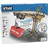 积木套装 K'nex 控制起重机 适合 9 岁以上儿童
