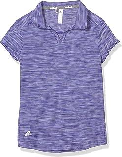 adidas 阿迪达斯女童段染 Polo 衫