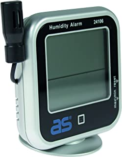 AS - Schwabe 湿度计带温度计,测量温度和相对湿度及污点 24106-1 包