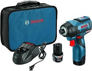 Bosch 博世 PS42BN 12 V Max Ec 无刷冲击钻,带完全贴合的插入托盘 PS42-02