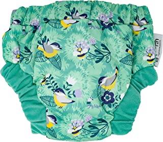 Close Pop-in 可重复使用的便盆训练夜间裤子,圆形花园 XXL 码,幼儿 3.5 岁