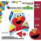 CreateOn Sesame Street Colors with Elmo,原创磁性建筑瓷砖,让学习基本颜色有趣动手…