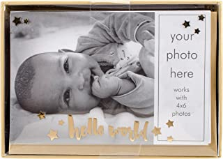 Paper House Boxed Photo Overlay Card Set-Hello World