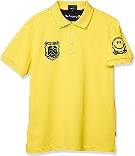 Perry Gets [男士]短袖 Polo衫 (徽章标志) / 高尔夫 服装 / 053-0160305