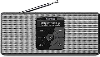 TechniSat DIGITRADIO 2 便携式DAB+/FM 立体声收音机0000/3911 Stereo