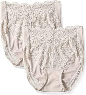 ATSUGI 厚木 短裤 3D COVER 收腹 高腰蕾丝短裤 〈2件装〉 80865AS