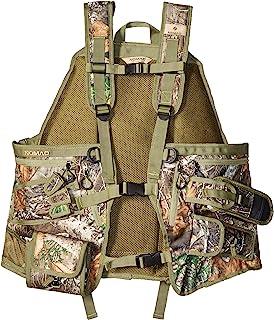 Nomad 男式 MG 火鸡背心   定制款火鸡狩猎背心和 3 英寸(约 7.6 厘米)座椅