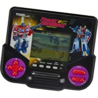 Hasbro 孩之宝 伪装的《泰格电子变形金刚》2代机器人,电子液晶电视游戏复古风格,1人手持游戏,适合年龄在8岁及以上…