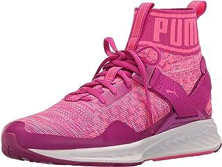 PUMA Kids' Ignite Evoknit Jr Boat Shoe