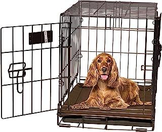 "K&H 宠物产品自加热箱垫 摩卡色 Medium (21"" x 31"")"