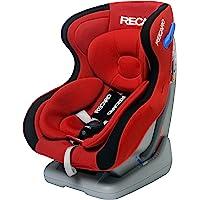 德国RECARO空军一号儿童汽车安全座椅—红黑色(适合2.5kg-18kg,0-4岁,可正反两向安装,可坐可躺,怀抱式设…