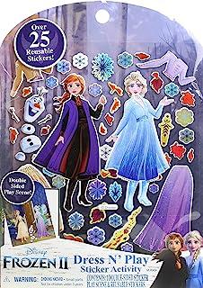 Frozen II Dress N Play