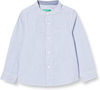 United Colors of Benetton Baby -Jungen Camicia 休闲衬衫