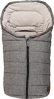 Kaiser 婴儿睡袋 Anna Melange 棉质羊毛 65339225 黑色/灰色