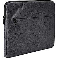 AmazonBasics 亚马逊倍思平板电脑保护套,带前袋SP-14060-42841-ASH Laptop Sleev…
