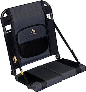 GCI Outdoor SitBacker 可调式帆布座椅,带靠背支撑